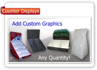Cardboard And Corrugated Point Of Purchase Displays In